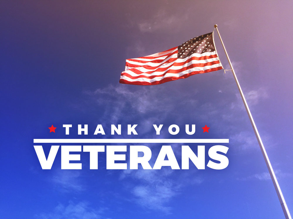Honoring Our Veterans — For Continued Service To Our Country