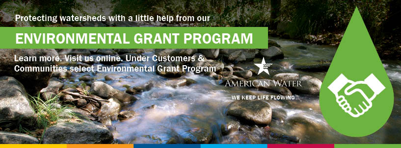 Environmental Grants: Committed to Helping Communities at the Source