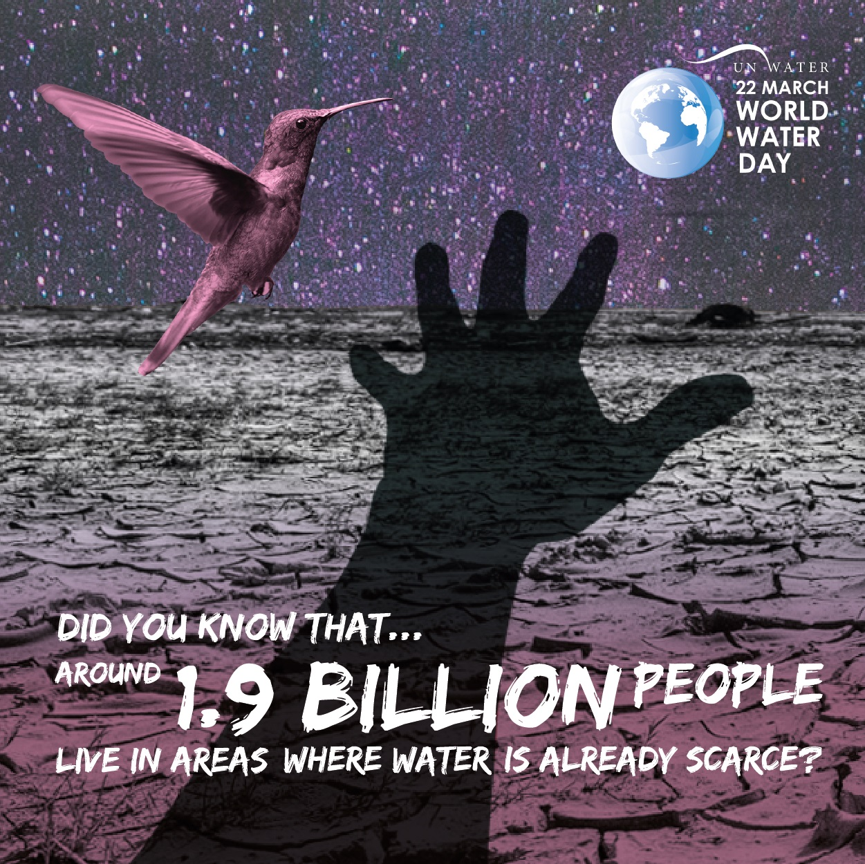"World Water Day Explores ""Nature for Water"" March 22"
