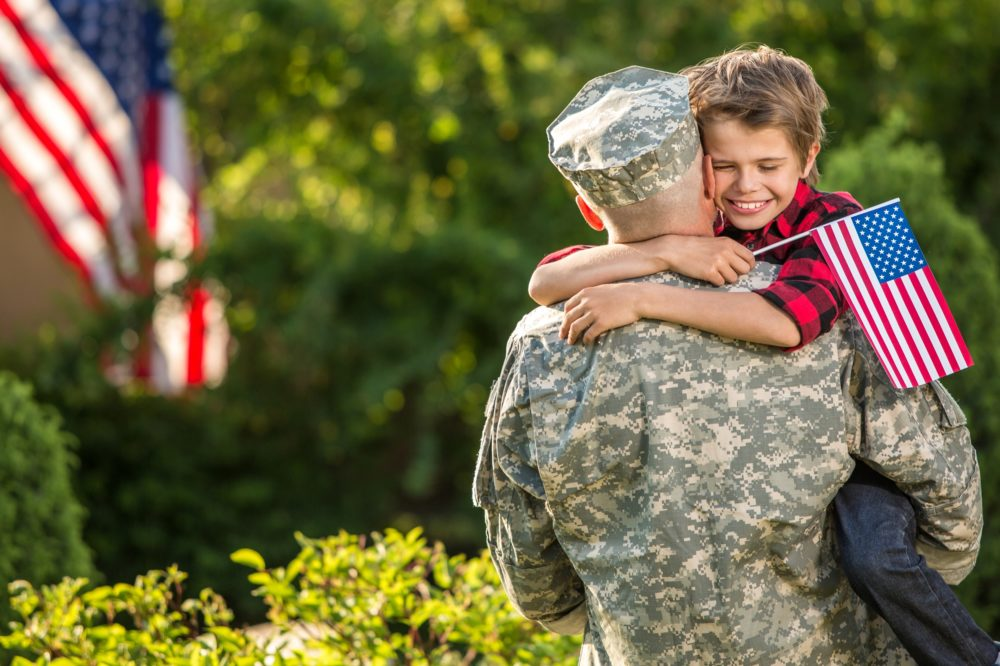 Keeping Life Flowing for America's Military
