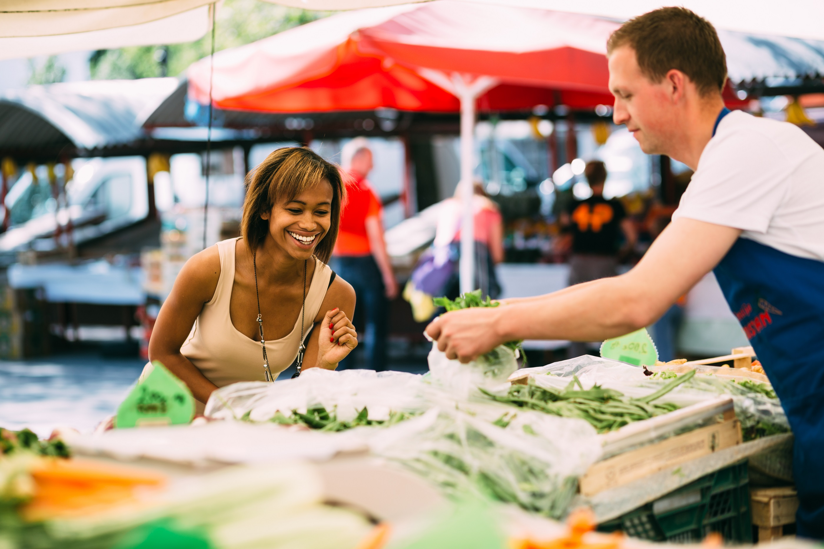 It's Time to Get Out and Enjoy the Sustainability Super Food: Farmers Market Week Happens August 5-11
