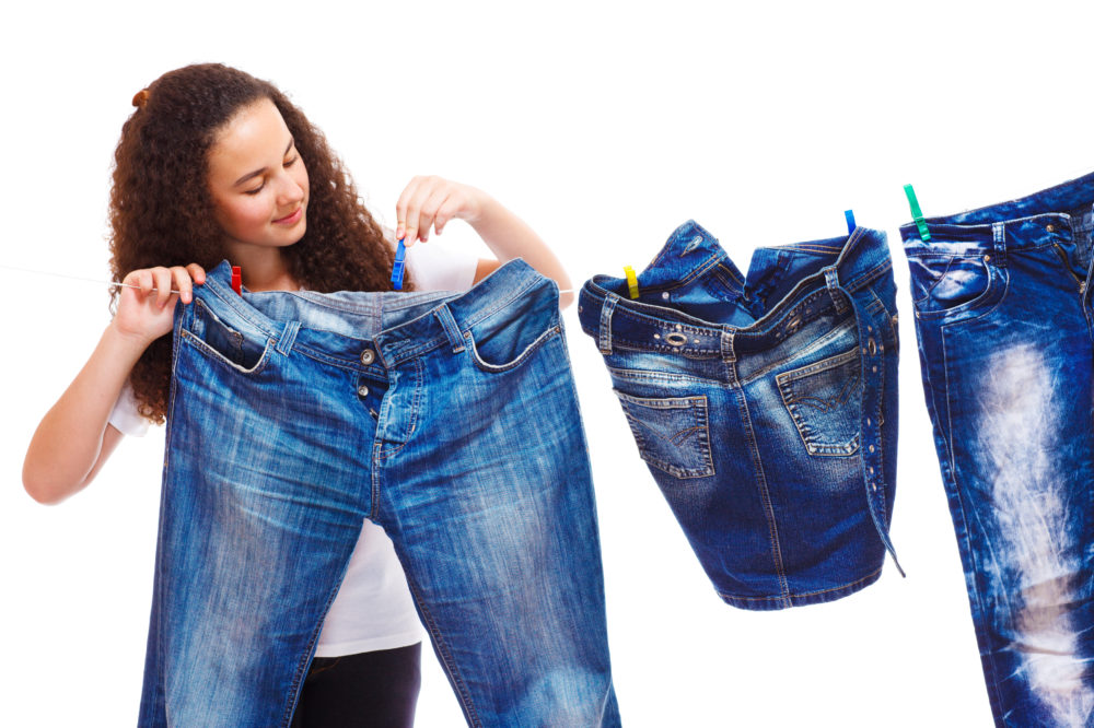 Don't Worry. If Water Conservation isn't in Your Genes, It's in Your Jeans!