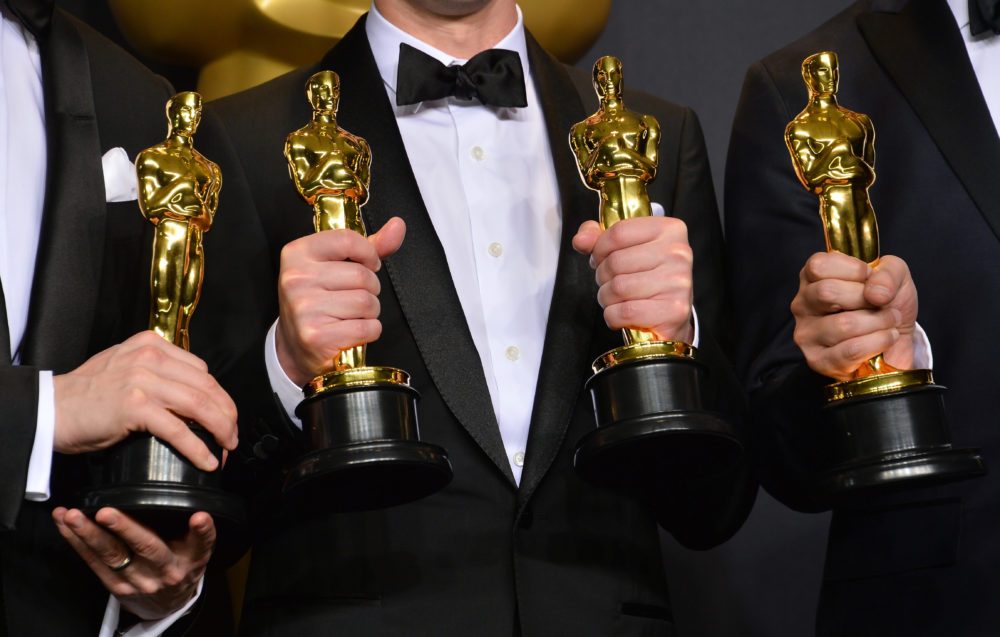 And the Oscar Goes to… Everyone's Favorite, H2O!