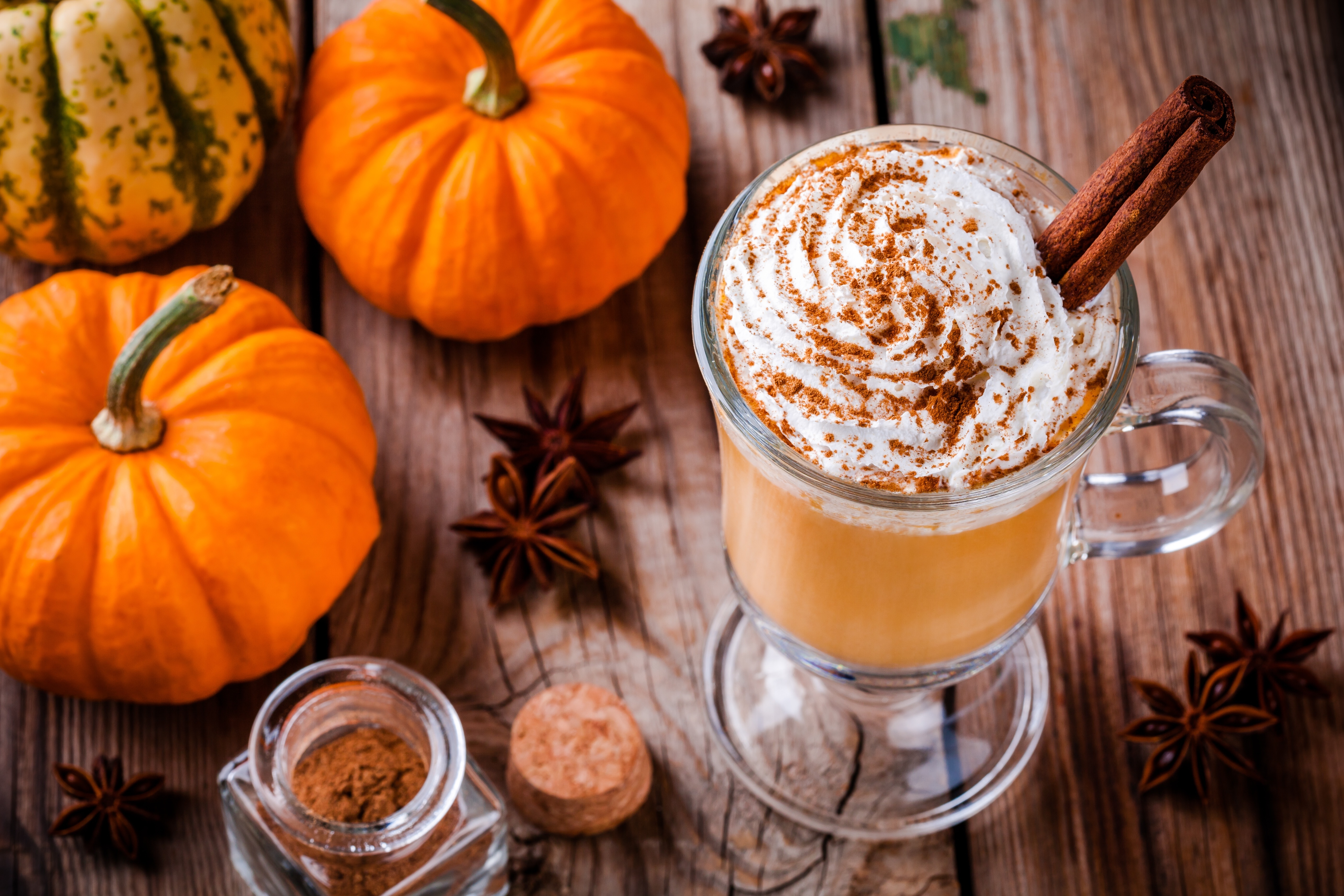 Hey, Pumpkin. Care to Spice Things Up?