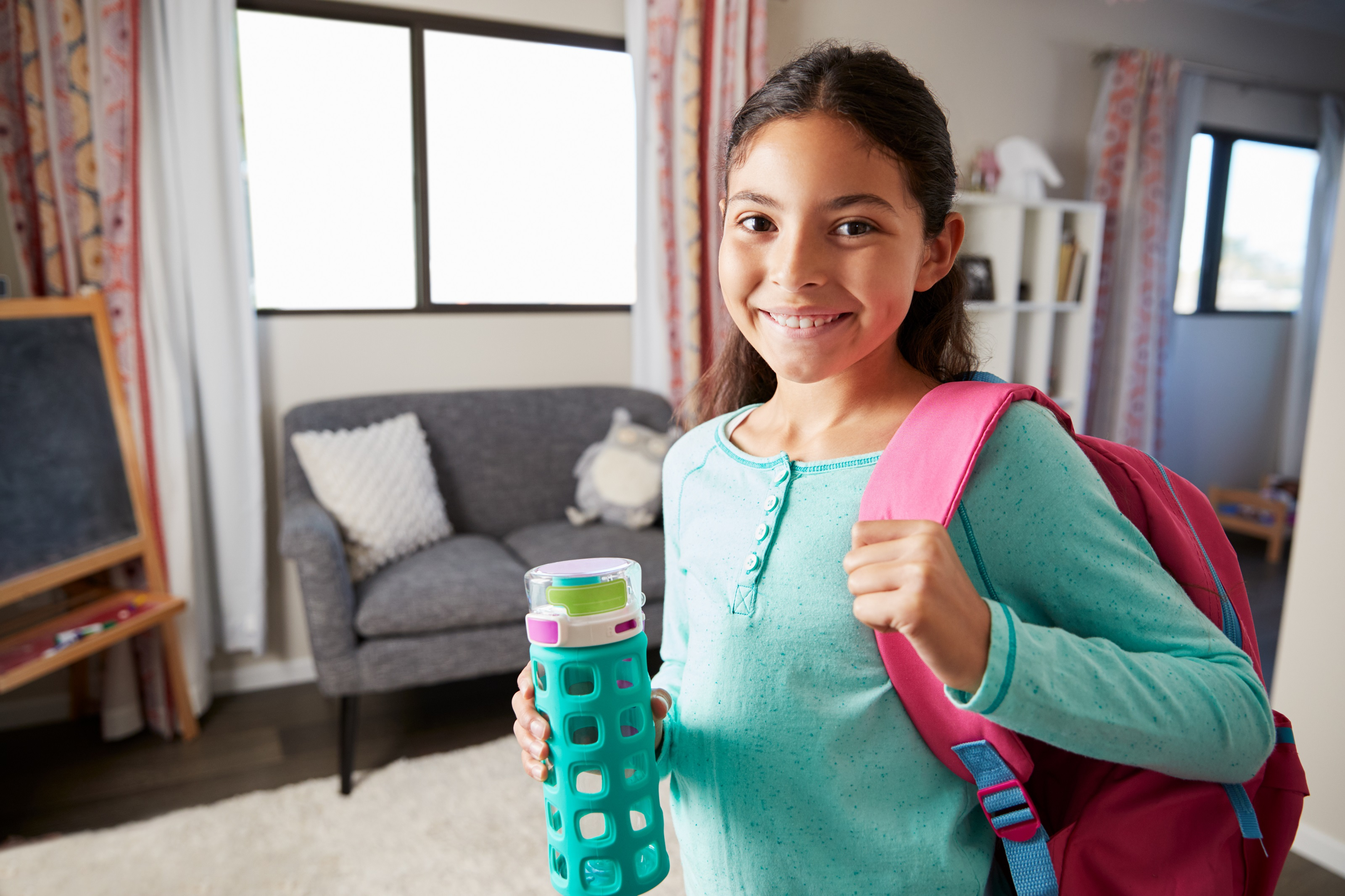 Healthy kids, healthy planet—keep up the great (home) work