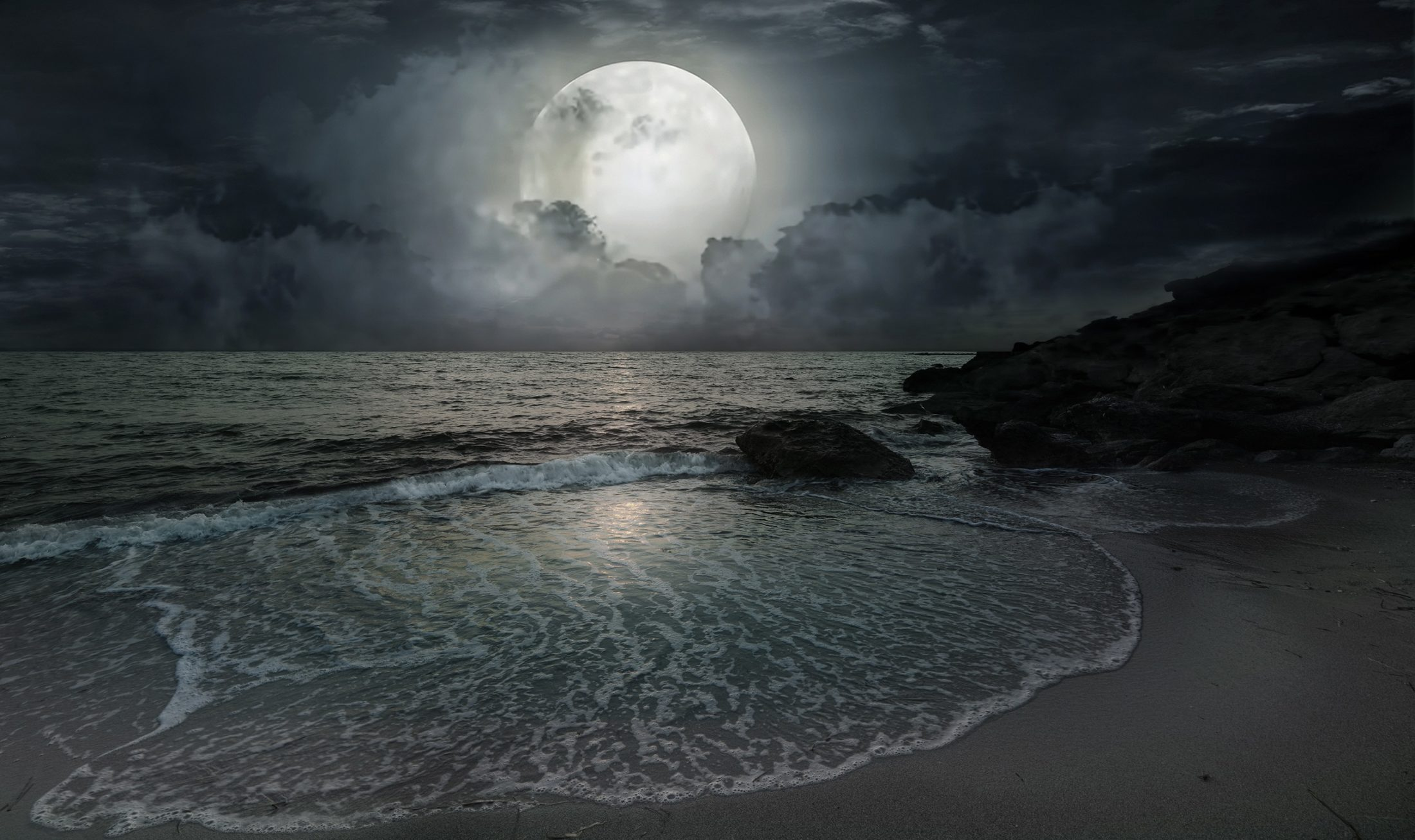 Water, the Moon, and the Gravity of the Situation