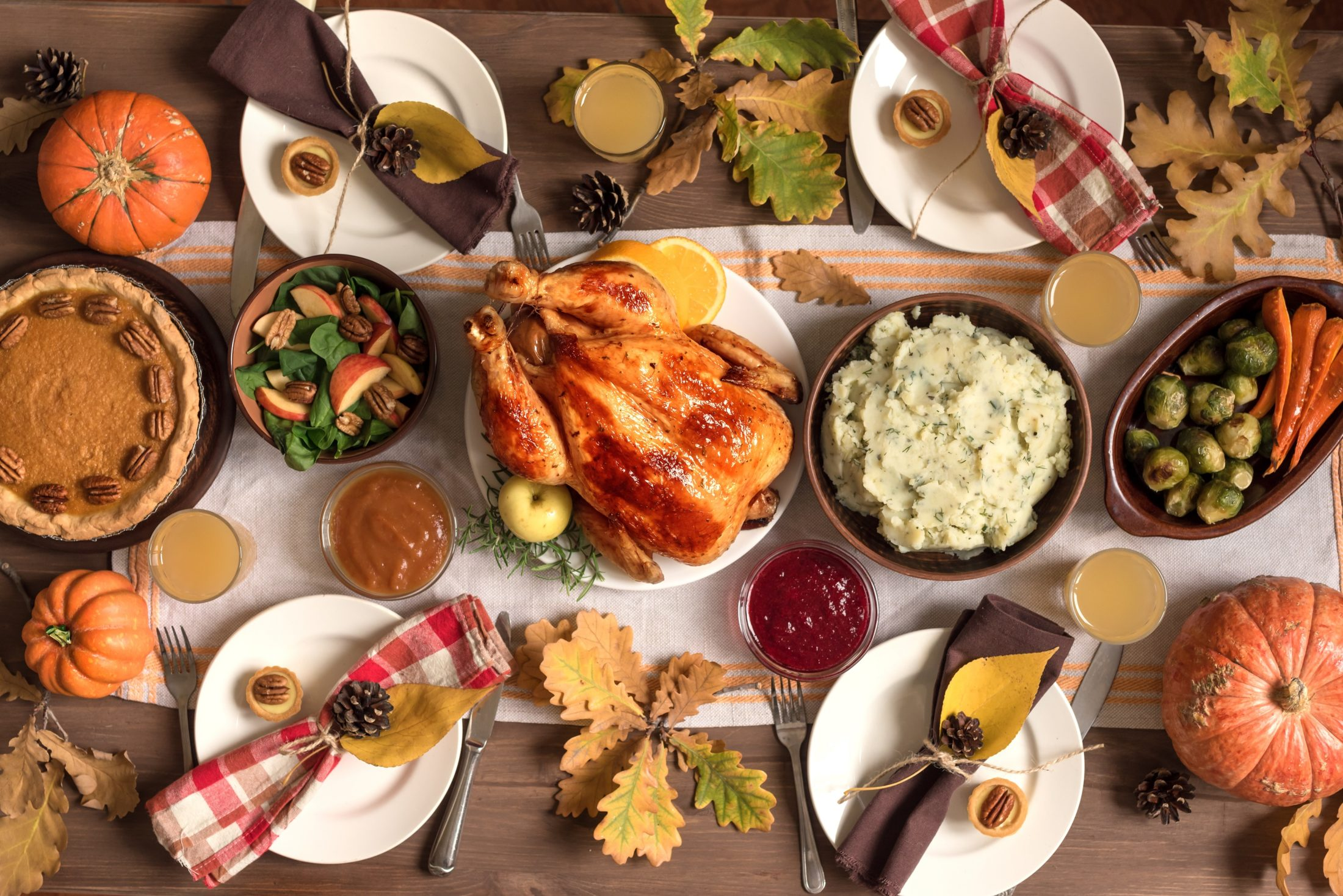 Lobster vs. Turkey: Historic Food for Thought for Your Thanksgiving
