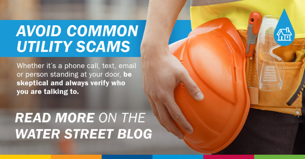 Avoiding Opportunistic Utility Scams