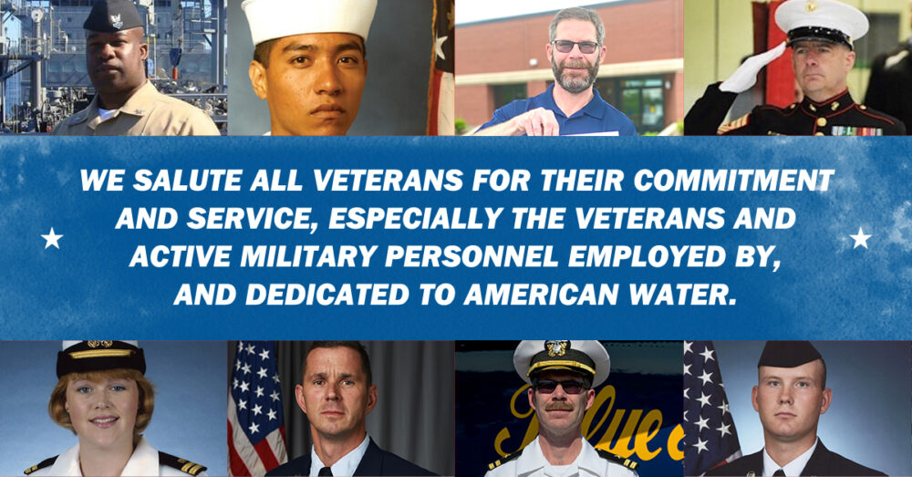 Honoring our Veteran Employees