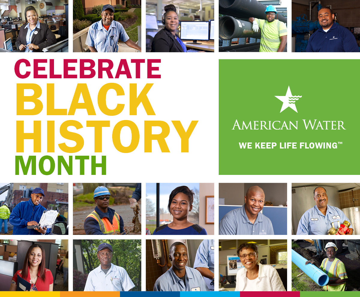 A Discussion with Black Leaders at American Water