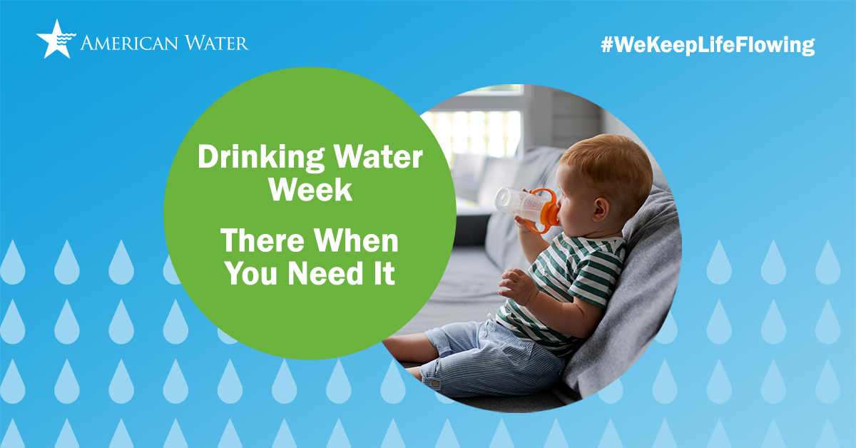 "When it Comes to High-Quality Drinking Water, We're ""There When You Need it"""