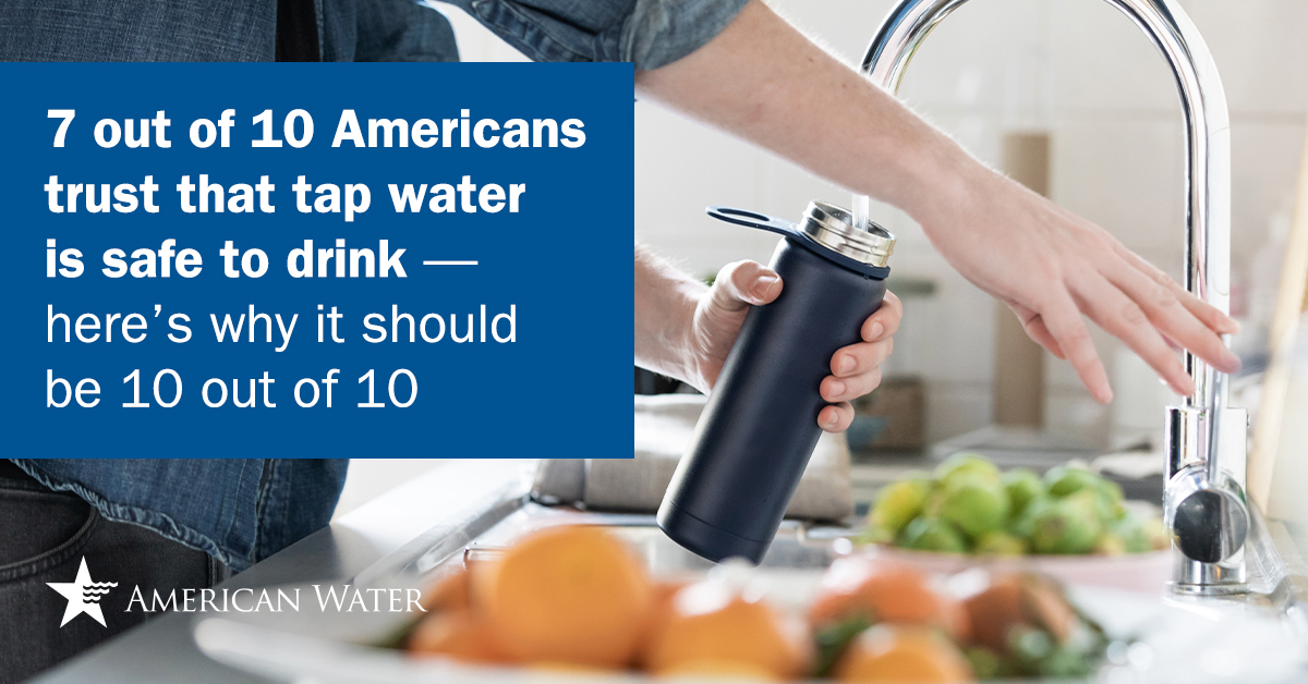 A Deep-Dive Look at Water Consumption Habits in the U.S.